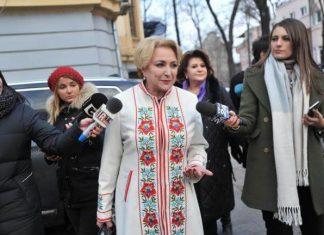 Viorica Dancila Ditunjuk Jadi Perdana Menteri Pertama dalam Sejarah Rumania-cover