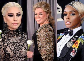 Mawar Putih Jadi Simbol Gerakan Time's Up di Ajang Grammy Awards 2018