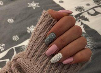 Tren Sweater Nail ini Akan Menghangatkan Kukumu