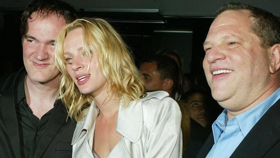 Uma Thurman Akhirnya Buka Suara Mengenai Harvey Weinstein