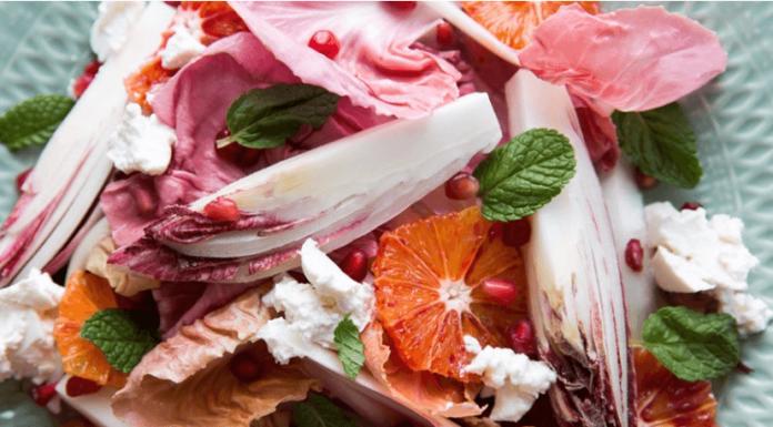 Millennial Pink Lettuce, Sayuran Cantik yang Jadi Trend Baru di Instagram