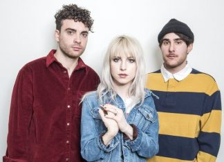 Vokalis Sakit, Konser Paramore di Jakarta Terpaksa Dibatalkan