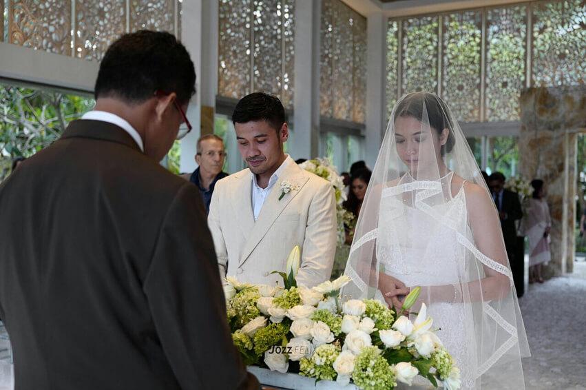 Terkesan Mendadak, Putri Marino Mantap Menikah dengan Chicco Jerikho