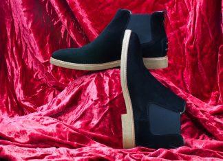 Tips Merawat Sepatu Beludru