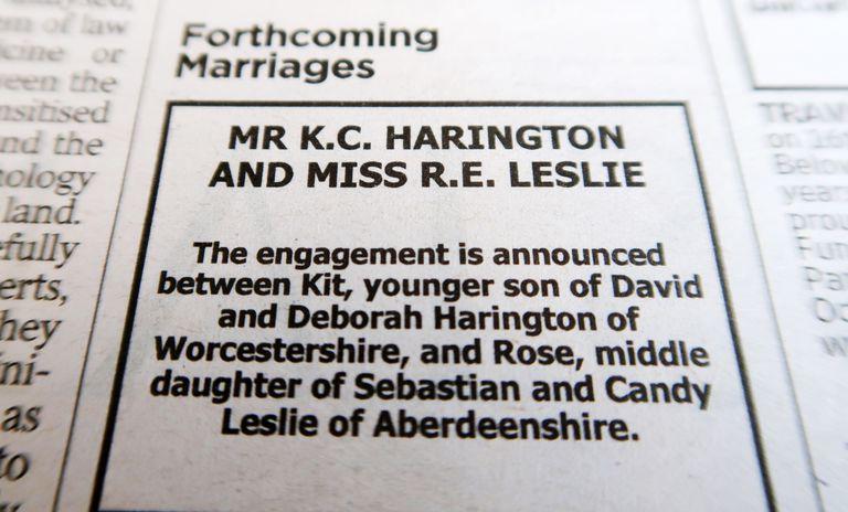 Tanggal Pernikahan Kit Harington dan Rose Leslie Terungkap!