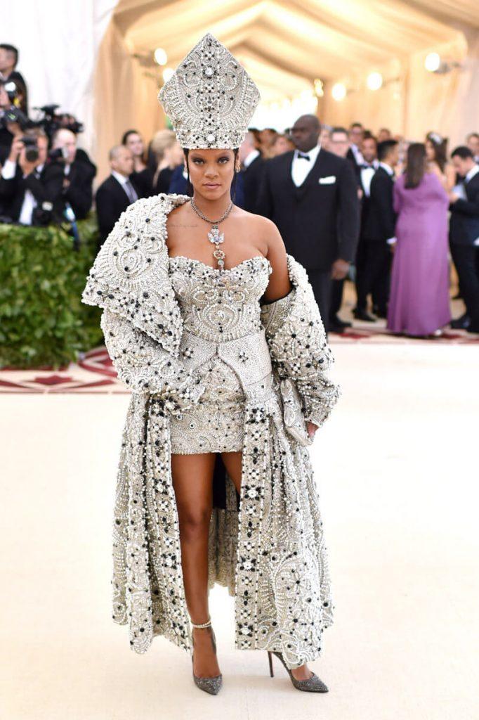 10 Best Dressed dalam Perhelatan Met Gala Tahun 2018-1
