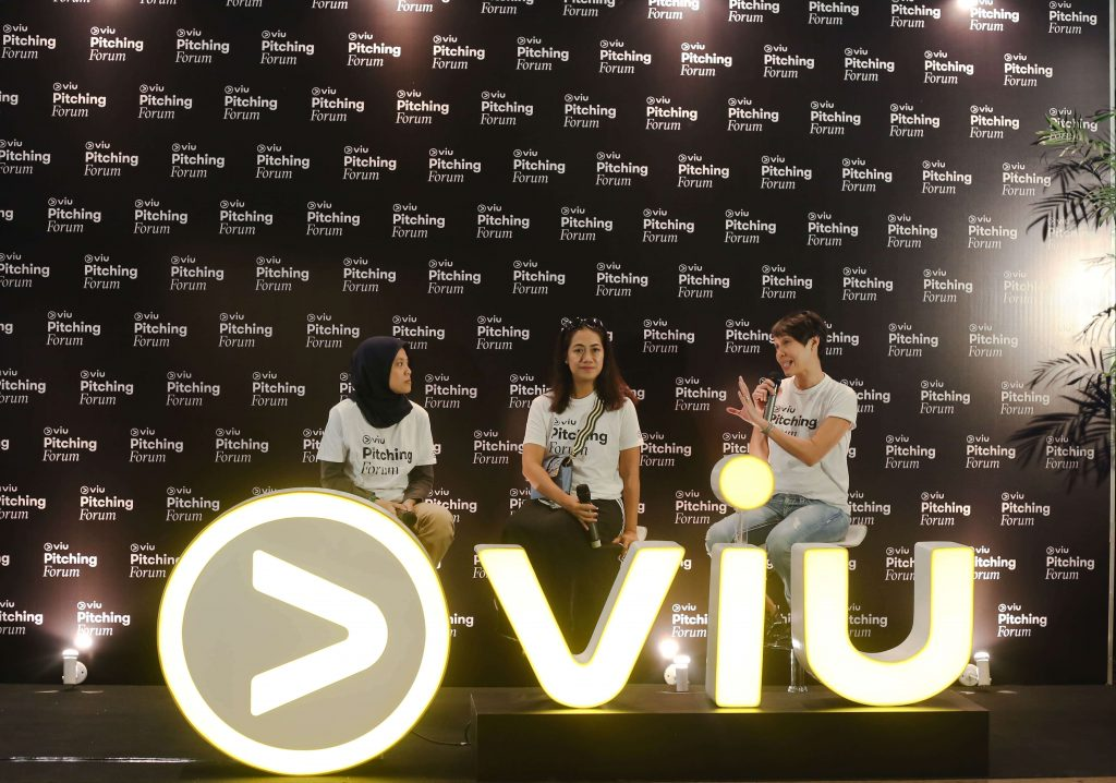 Halustik, Pemenang Viu Pitching Forum 2018