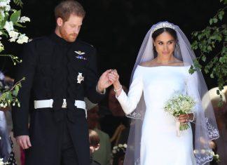 Resmi Menikah, Ini 5 Fakta Hubungan Meghan Markle dan Pangeran Harry