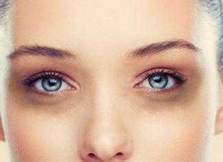 hilangkan mata panda dengan masker mata