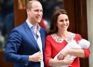 Nama Anak Ketiga Pangeran William dan Kate Middleton Terungkap!