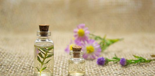 Pengusir Serangga dengan Aroma Parfum
