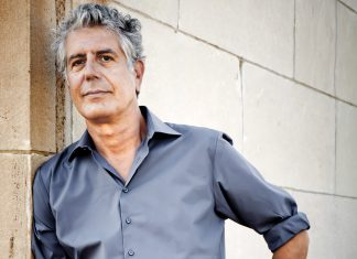 Rest In Peace, Chef Anthony Bourdain