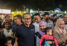 Kemeriahan Pekan Keempat Jakarta Fair 2018