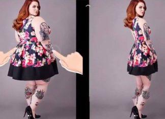 Seorang Model Plus-size Menuntut Aplikasi Kecantikan Ini Karena Mengedit Fotonya-cover