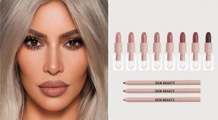 Akhirnya, Kim Kardashian Siap Rilis Nude Lipstick!