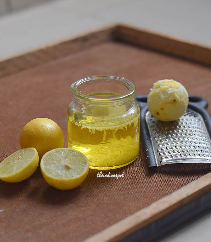 Cara Membuat Lemon Oil Di Rumah Portal Wanita Muda