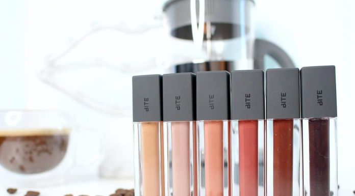 Bite Beauty Mempersiapkan Lip Gloss Beraroma Kopi-cover