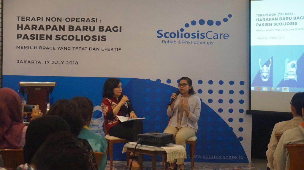 Brace, Pilihan Terapi Non Operasi untuk Pasien Skoliosis