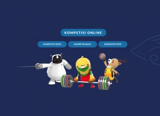 Yuk, Ikutan Kompetisi Online Asian Games 2018!