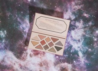 Aether Beauty Rilis Zero Waste Eyeshadow Palette Pertama