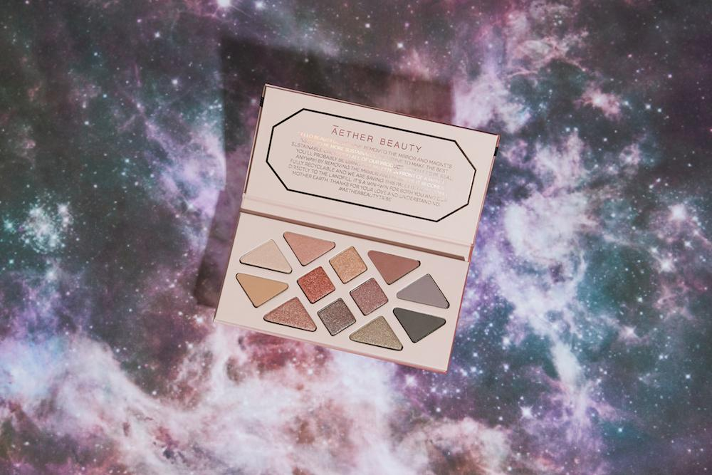 Aether Beauty Rilis Zero Waste Eyeshadow Palette Pertama