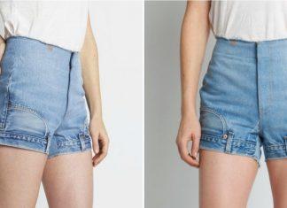 Berani Coba Jeans Upside-down Alias Jeans Terbalik Ini?