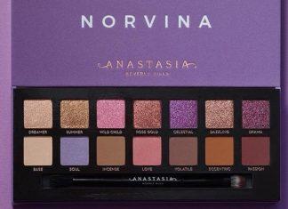 Norvina, Eyeshadow Palette Terbaru dari Anastasia Beverly Hills