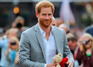 Setelah Dibaptis, Prince Harry Berikan Hadiah Istimewa untuk Prince Louis