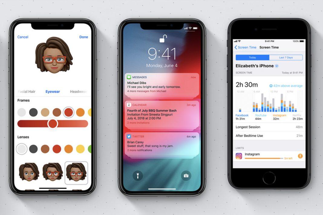 Ini Dia 5 Fitur Baru yang akan Hadir di iOS 12