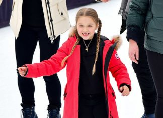 Harper Beckham: Makin Mirip Mamanya dengan Rambut Baru Ini