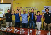 Launching Fitur Official Brand Tukang.com