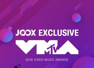 Livestream MTV Video Music Awards 2018 di JOOX