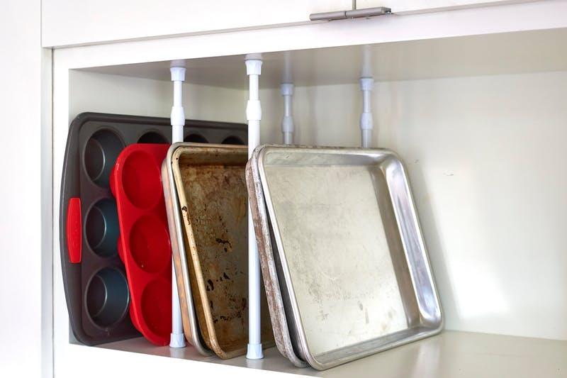 Ide Tempat Penyimpanan Untuk Dapur Kecil