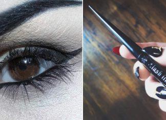 Kat Von D Dagger Tattoo Liner: Eyeliner Tahan Lama dan Mudah Diaplikasikan