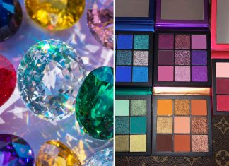 Huda Beauty Merilis 5 Precious Stones Eyeshadow Palettes-cover