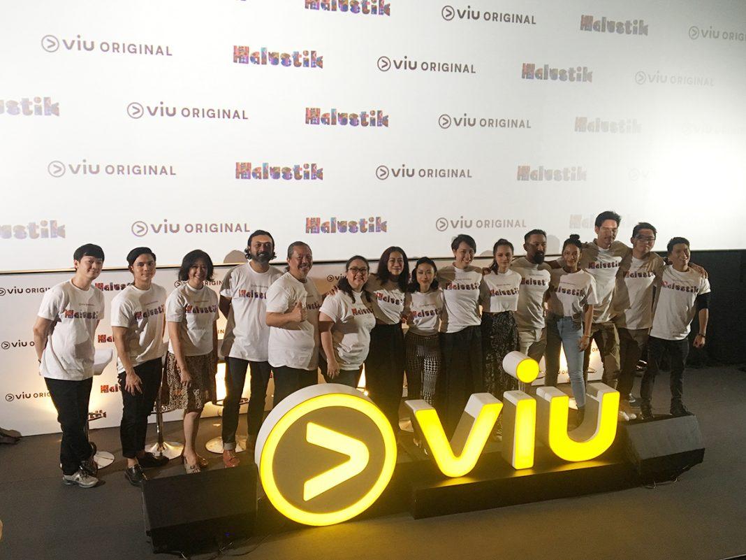 Viu Original Series 'Halustik' Mulai Tayang Minggu Ini