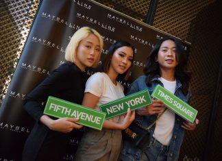 Maybelline Indonesia Usung Runway Makeup Look Jadi Tampilan Sehari-hari di NYFW 2018