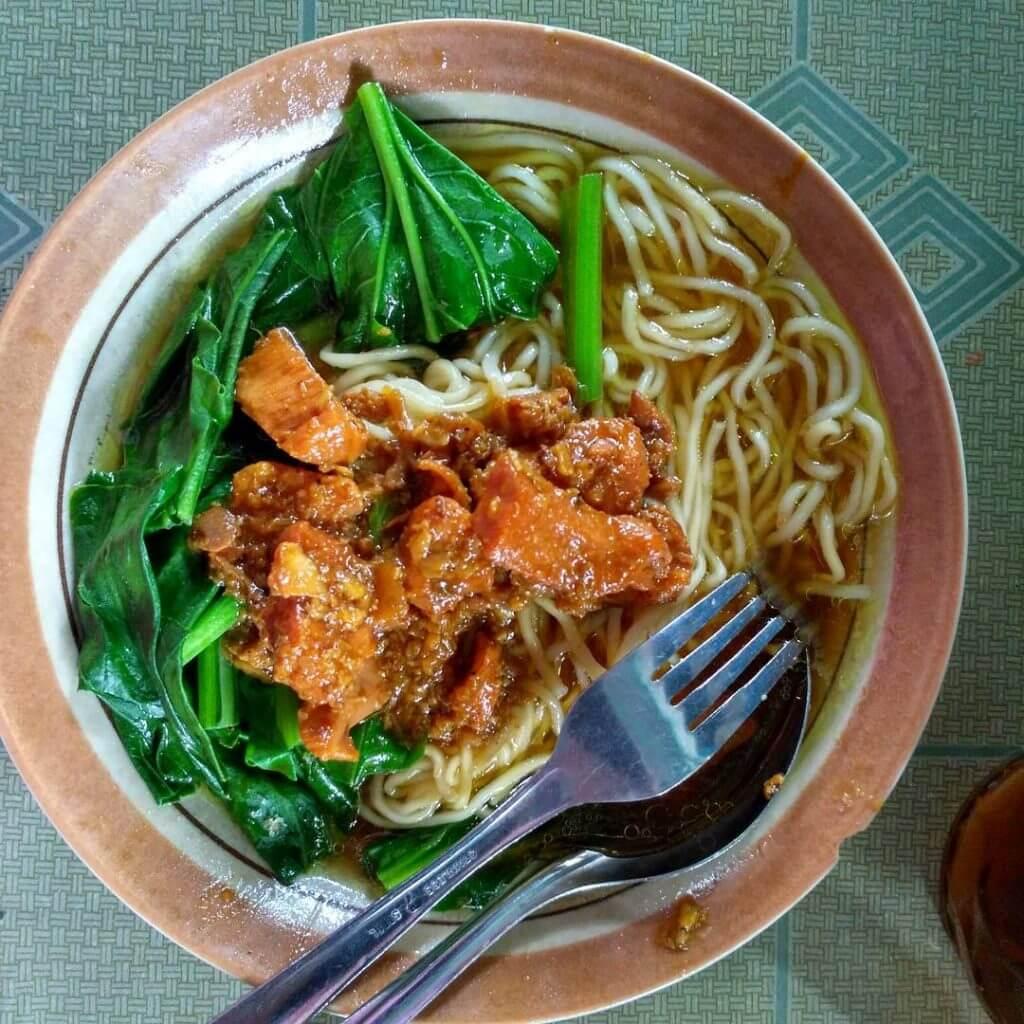 Mie Ayam Legendaris di Jogja, Jalan-jalan Nggak Hanya Gudeg Saja