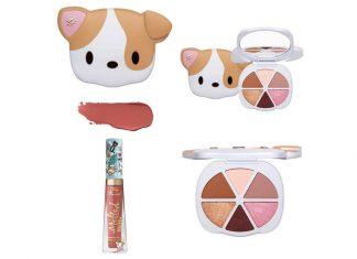 Palet Eyeshadow Unik Berbentuk Anjing dari Too Faced Cosmetics