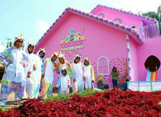 Wisata Manis di Candy House Ciwidey yang Instagramable