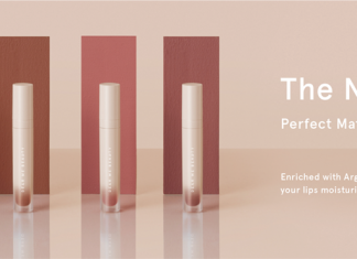 Rekomendasi Lipstik Matte Brand Lokal, Dear Me Perfect Nude Collection