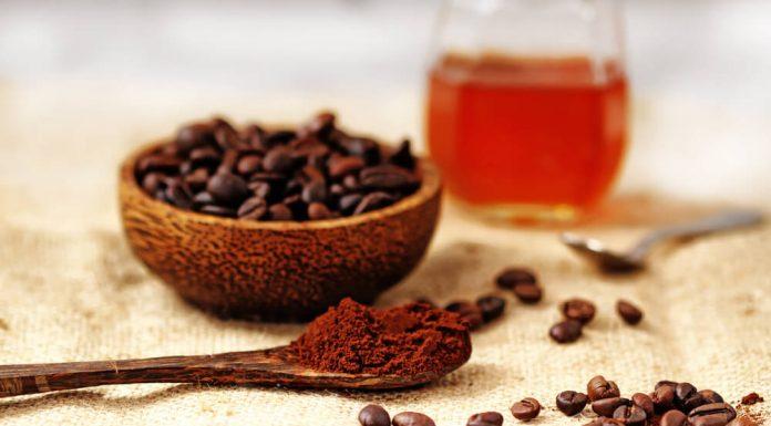 DIY Coffee Skin Firming Scrub