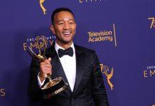 John Legend dan sejarah baru EGOT di Emmy 2018