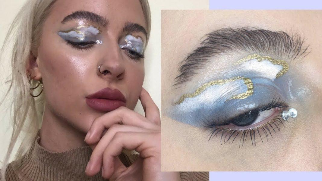 Viral! Tren Makeup Awan Ini, Curi Perhatian di Instagram
