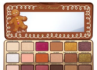 Too Faced Luncurkan Koleksi Makeup Bertemakan Christmas!