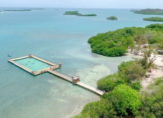 Wisata Unik Kolam dalam Samudra