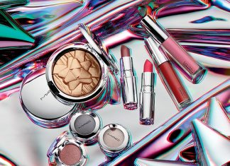 Shiny Pretty Things: Christmas Collection dari MAC Cosmetics