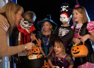 Sejarah Treats Permen Halloween