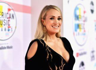 Curhatan Carrie Underwood Mengenai Kehamilan Keduanya