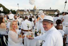 Diner En Blanc, Makan Malam Rahasia Serba Putih yang Misterius